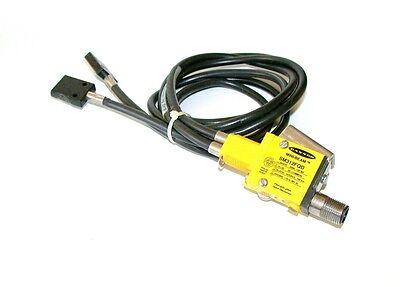 Banner Photoelectric Fiber Optic Sensor 10-30 Vdc Model Sm312fqd