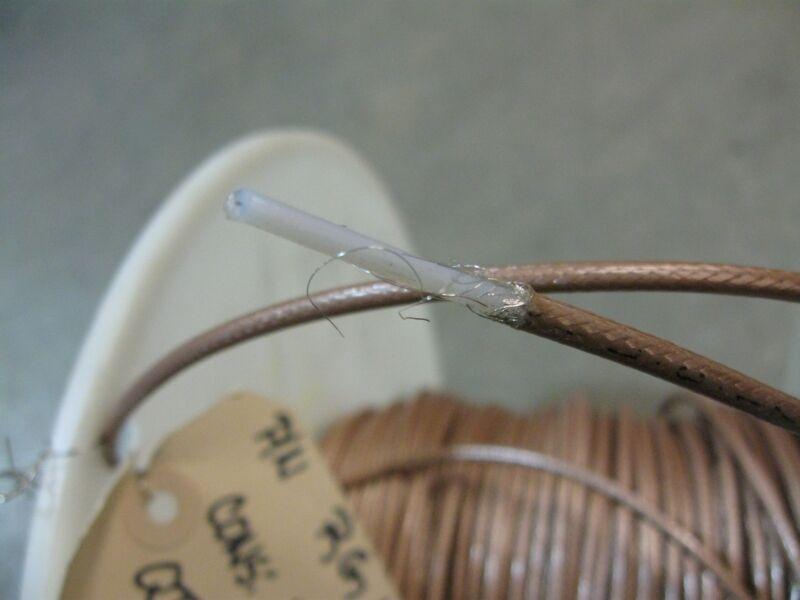 100 + Feet / RG180B/U Coaxial Cable