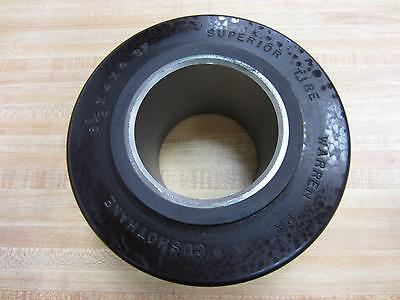 Superior Tire 8 12x4x4 Sf 812x4x4sf Cushothane Forklift Tire