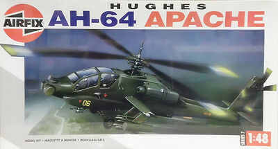 AIRFIX 07101 HUGHES AH-64 APACHE 1:48 NEU-OVP