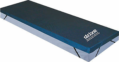 - Drive Premium Guard Gel & Foam Mattress Overlay Pressure Prevention Waterproof