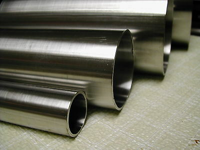 34 Od 0.035 Wall 36 Length 316316l Smls Stainless Round Tubing