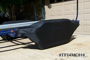 MasterCraft:Boat trailer fender/tire storage covers exact fit tandem fiberglass