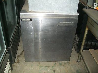 Refrigerator Delfield Ucounter Ss 115 V Legs 27  900 Items On E Bay