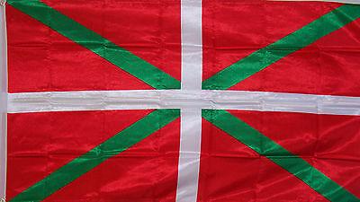 BASQUE SPAIN SPANISH FLAG NEW 3x5ft