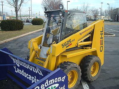 Gehl Skid Steer Tractor Ser 3825 3935sx 5625sl Acrylic Cab Enclosure Hand Wiper