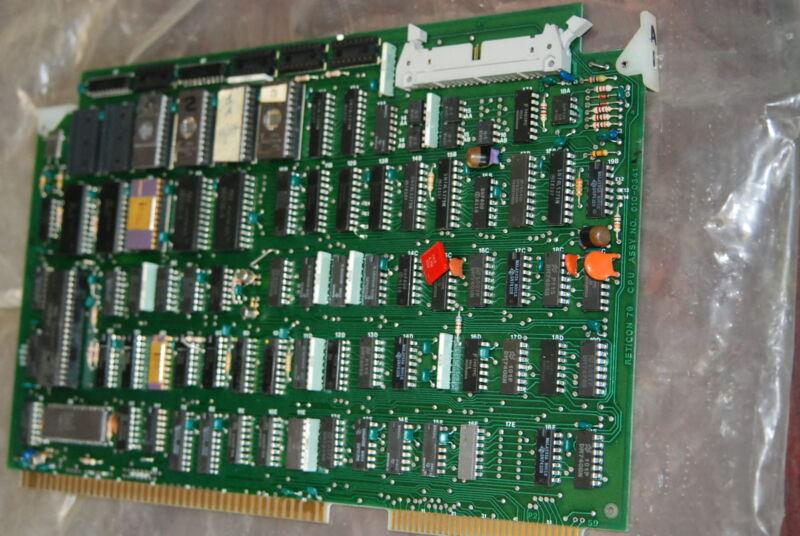 Reticon 79, CPU Assm. #  010-0341,  circuit board,