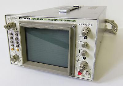 Leader Lbo-5860a Waveform Monitor