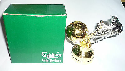 CARLSBERG Beer LIGHTER Part of the Game  FIFA World Cup 2006 Ball & Boot