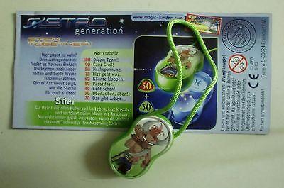 """""""Die Astro Generation"""" 2005 STIER, Tauro mit BPZ DEUTSCH"""