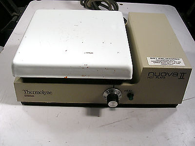 Thermolyne Nuova Ii Hot Plate Tested Good