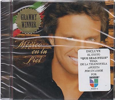 Luis Miguel Cd New Mexico En La Piel 13 Canciones Grammy Winner