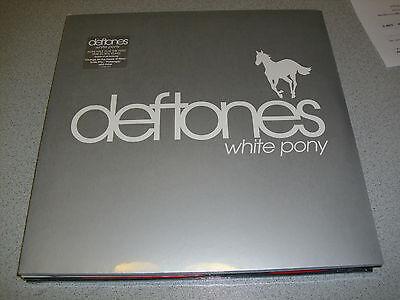 Deftones - White Pony - 2LP Vinyl /// Neu & OVP /// Gatefold Sleeve