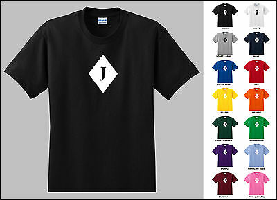 - Jack Of Diamonds Deck Of Cards Poker Symbol T-shirt