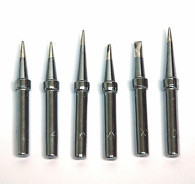 1set Soldering Tip Xy-401 402 403 404 405 406 For 168-3c 168-3cd 258 Xytronic