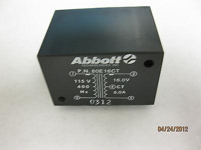 Abbott Technologies 80e16ct 115v 400hz Power Transformer 5950-01-338-9299
