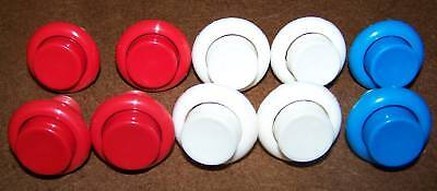 Hyper Sports   Track And Field  Button Set Uprights