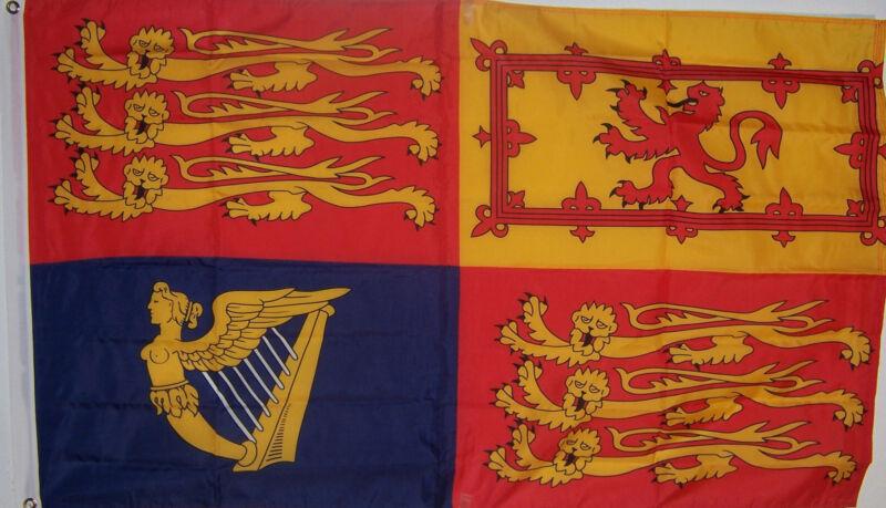 UK ROYAL FLAG UNITED KINGDOM NEW 3x5ft BANNER better quality usa seller