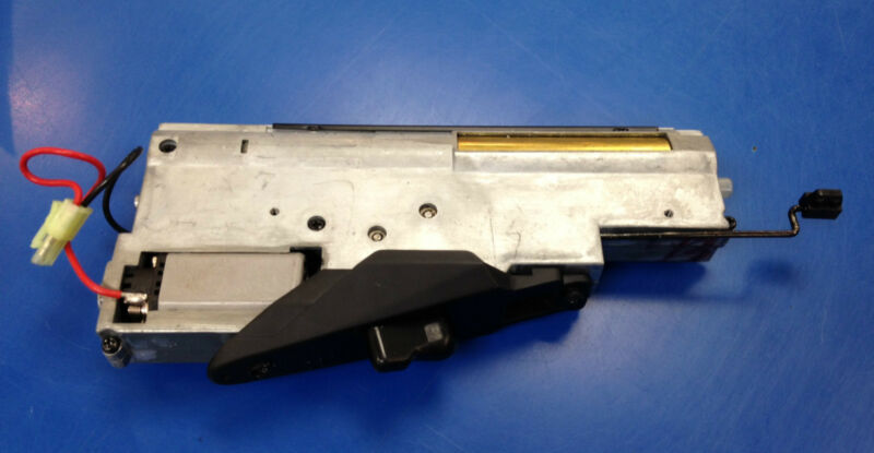 CYBERGUN FAMAS V2 Metal Gearbox & Piston Assembly Complete FIX ANY FAMAS Airsoft