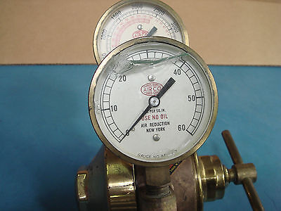 Airco 8410077 And 8410102 Gauges 2 Wairco Regulator