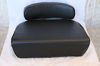Massey Ferguson Seat And Backrest For Mf35 Mf35x Mf50 Mf50a Mf65 Mf85 Mf88