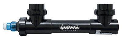 - Aqua 25w Ultraviolet (UV) Sterilizer- 25 watt clarifier for pond-UVC Light