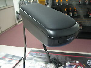 Mini Cooper Center Arm Rest Armrest With Storage Accessory 2007-2013 Genuine OEM