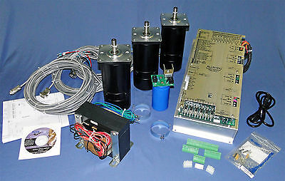 Bridgeport Boss 1-7 Knee Mill Diy Cnc Retrofit Kit New