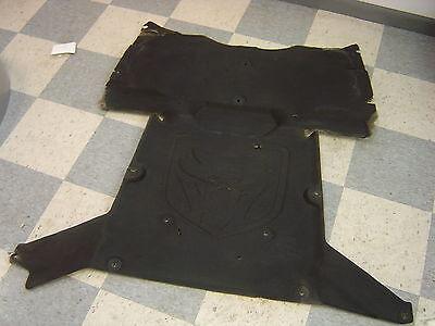 2003-2006 Dodge Viper SRT-10 OEM Under Hood Insulation w/ Viper Logo
