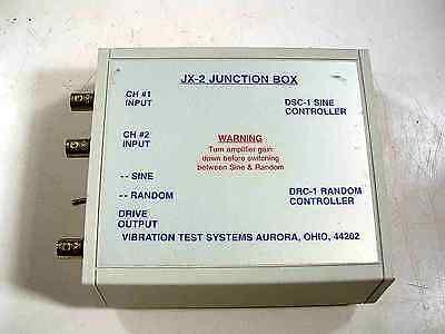 Vibration Test Systems Drc-1 Random Controller