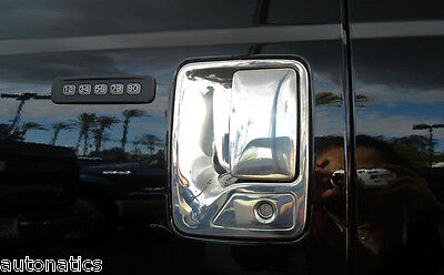 2000-2005 Ford Excursion Chrome Door Handle Cover Excursion Chrome Door Handle