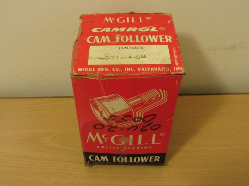McGILL CCFE 4 SB CAM FOLLOWER BEARING / TORRINGTON CRSBCE 64