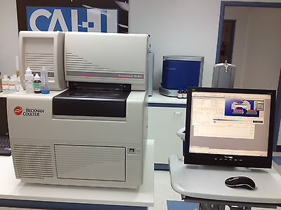 Beckman Coulter Pa800 With Pda Detector Computer One Year Warranty Included