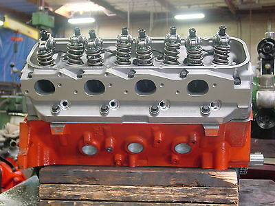 Chevy Chevrolet Bbc Stroker 496 454 509 Engine 576Hp 1990  Up 4Bolt Main 427 540