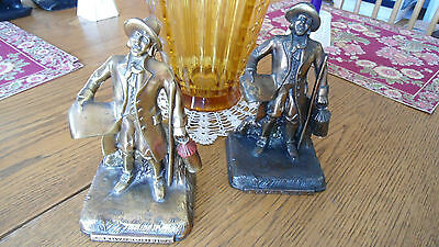 Town Crier Bookends