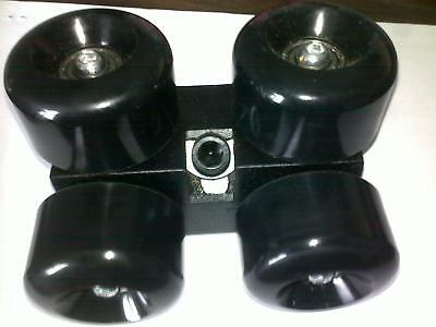4units Pro Swivel Assemblies Camera track Dolly plate