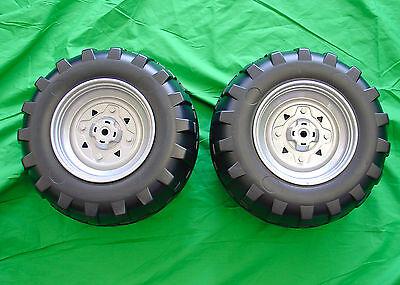 New   Peg Perego Polaris Outlaw Rear Wheel Tire Set  2 Tires