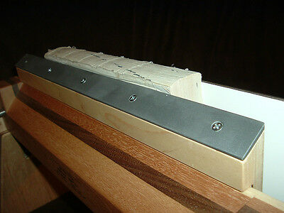 Backing Irons Steel Edged Backing Boards Bookbinding Book Binding Repair....2744