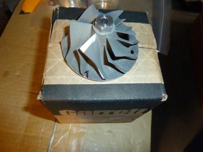 Garrett Turbo Compressor Wheel For Gt4202r, 102mm 53 Trim Pn:701312-0007 Genuine