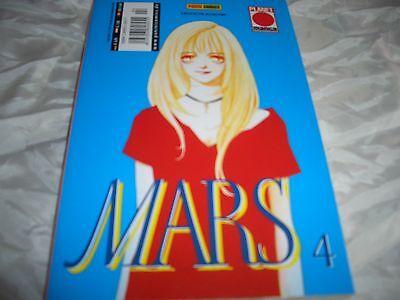 M A R S  , Nr. 4  , Planet  Manga , Dt. Ausgabe ,  Panini Comics , KULT  Serie
