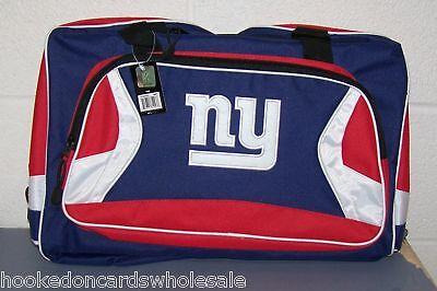 New York Giants NFL Team Duffel - Nfl Team Duffel Bag