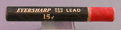 Eversharp Red Top  LONG thin 0.9mm lead -HB--10 sticks