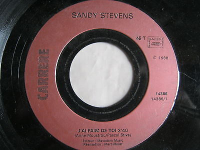 Sandy Stevens - J'ai faim de toi -