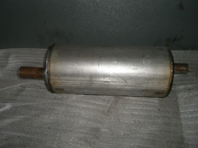 STEEL MUFFLER FOR SMALL ENGINES 20HP-25HP GREAT NOISE REDUCER