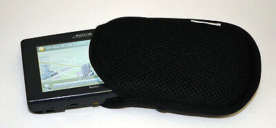Magellan Gps Case - NEW Original Magellan GPS Neoprene Slip Case Protective Sleeve upto 5