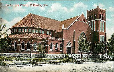 Coffeyville Ks Presbyterian Church  P C