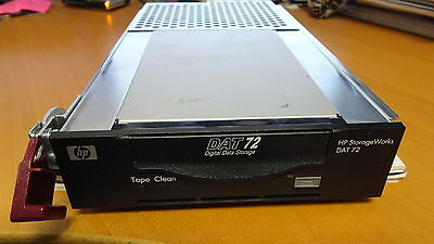 HP DAT72 DDS5 Internal SCSI Tape Drive Q1522B DW009-60005 393484-001 DW009-69201