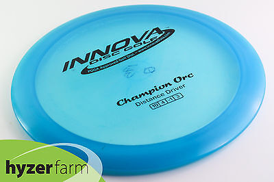 Innova CHAMPION ORC *pick your weight & color* Hyzer Farm disc golf