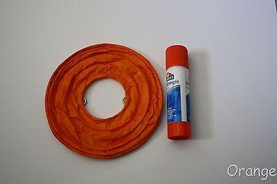 10  Orange MINI Chinese  Paper Lanterns 4