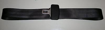 PEUGEOT 206 98-06 Center Rear Lap Seat Belt  Centre Middle